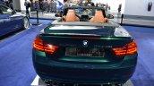 BMW Alpina D4 Biturbo rear at IAA 2015