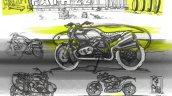 BMW Path 22 Concept sketch