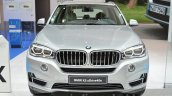 BMW X5 xDrive40e plug-in hybrid front at IAA 2015