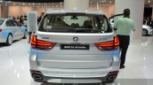 BMW X5 xDrive40e plug-in hybrid rear at IAA 2015
