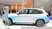 BMW X5 xDrive40e plug-in hybrid side at IAA 2015