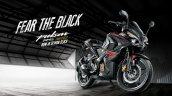Bajaj Pulsar RS 200 Fear The Black