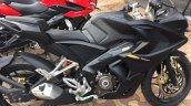 Bajaj Pulsar RS 200 custom matte black