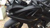 Bajaj Pulsar RS 200 matte black fairing