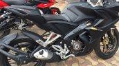 Bajaj Pulsar RS 200 matte black side