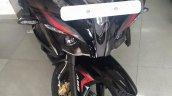 Bajaj Pulsar RS200 Demon Black front