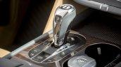 Bentley Bentayga gear lever press shots