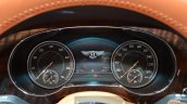 Bentley Bentayga instrument cluster at the IAA 2015