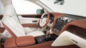 Bentley Bentayga interior press shots