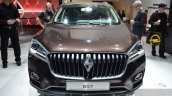 Borgward BX7 at the front IAA 2015