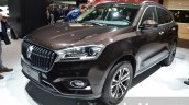 Borgward BX7 at the front three quarter IAA 2015