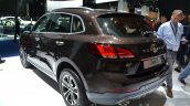 Borgward BX7 rear three quarter at the IAA 2015