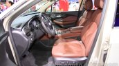 Buick Envision front cabin at the 2015 Chengdu Motor Show