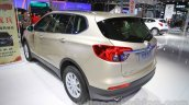 Buick Envision rear quarter at the 2015 Chengdu Motor Show