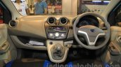 Datsun Go Limited Edition dashboard at Nepal Auto Show 2015
