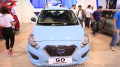 Datsun Go Limited Edition front at Nepal Auto Show 2015