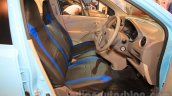 Datsun Go Limited Edition front seats at Nepal Auto Show 2015