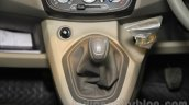 Datsun Go Limited Edition gear lever at Nepal Auto Show 2015
