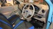 Datsun Go Limited Edition interior at Nepal Auto Show 2015