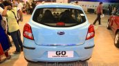 Datsun Go Limited Edition rear at Nepal Auto Show 2015