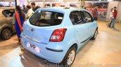 Datsun Go Limited Edition rear three quarter right at Nepal Auto Show 2015