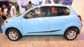 Datsun Go Limited Edition side left at Nepal Auto Show 2015