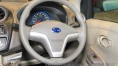 Datsun Go Limited Edition steering wheel at Nepal Auto Show 2015