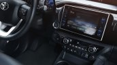 Euro-spec 2015 Toyota Hilux interior unveiled