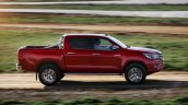 Euro-spec 2015 Toyota Hilux side unveiled