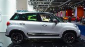Fiat 500L Beats Edition side at the IAA 2015