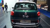 Fiat 500L Trekking rear at the IAA 2015