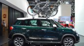Fiat 500L Trekking side at the IAA 2015