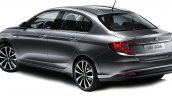Fiat Egea rear three quarter name revealed