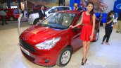 Ford Figo Aspire at the 2015 NADA Auto Show