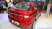 Ford Figo Aspire rear quarter at the 2015 NADA Auto Show