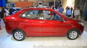 Ford Figo Aspire side at the 2015 NADA Auto Show