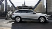 Genuine Accessories for Mercedes GLC at 2015 IAA-roof top storage