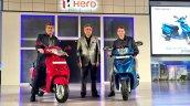 Hero Maestro Edge Hero Duet unveiled India