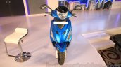 Hero Maestro Edge blue front launched India