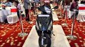 Hero Maestro Edge front launched India live pics