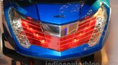 Hero Maestro Edge tail lights launched India