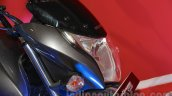 Honda CB Unicorn 160 headlamp at Nepal Auto Show 2015