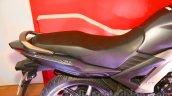 Honda CB Unicorn 160 seat at Nepal Auto Show 2015