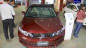 Honda Civic sedan front Nepal Auto Show 2015