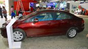 Honda Civic sedan side Nepal Auto Show 2015
