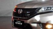Honda Greiz grille unveiled