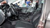 Honda Greiz seats unveiled