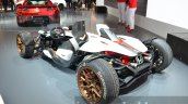 Honda Project 2and4 Concept rear three quarter at IAA 2015
