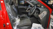Hyundai Creta front seats at Nepal Auto Show 2015