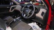 Hyundai Creta interior at Nepal Auto Show 2015